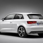 All new Audi A3