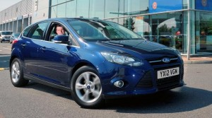 Ford Focus Eco-boost