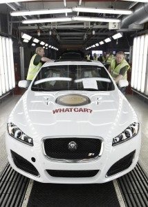 Jaguar tops satisfaction survey