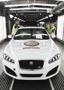 Jaguar tops satisfaction survey
