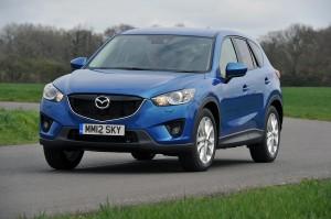 Mazda's all-new CX-5