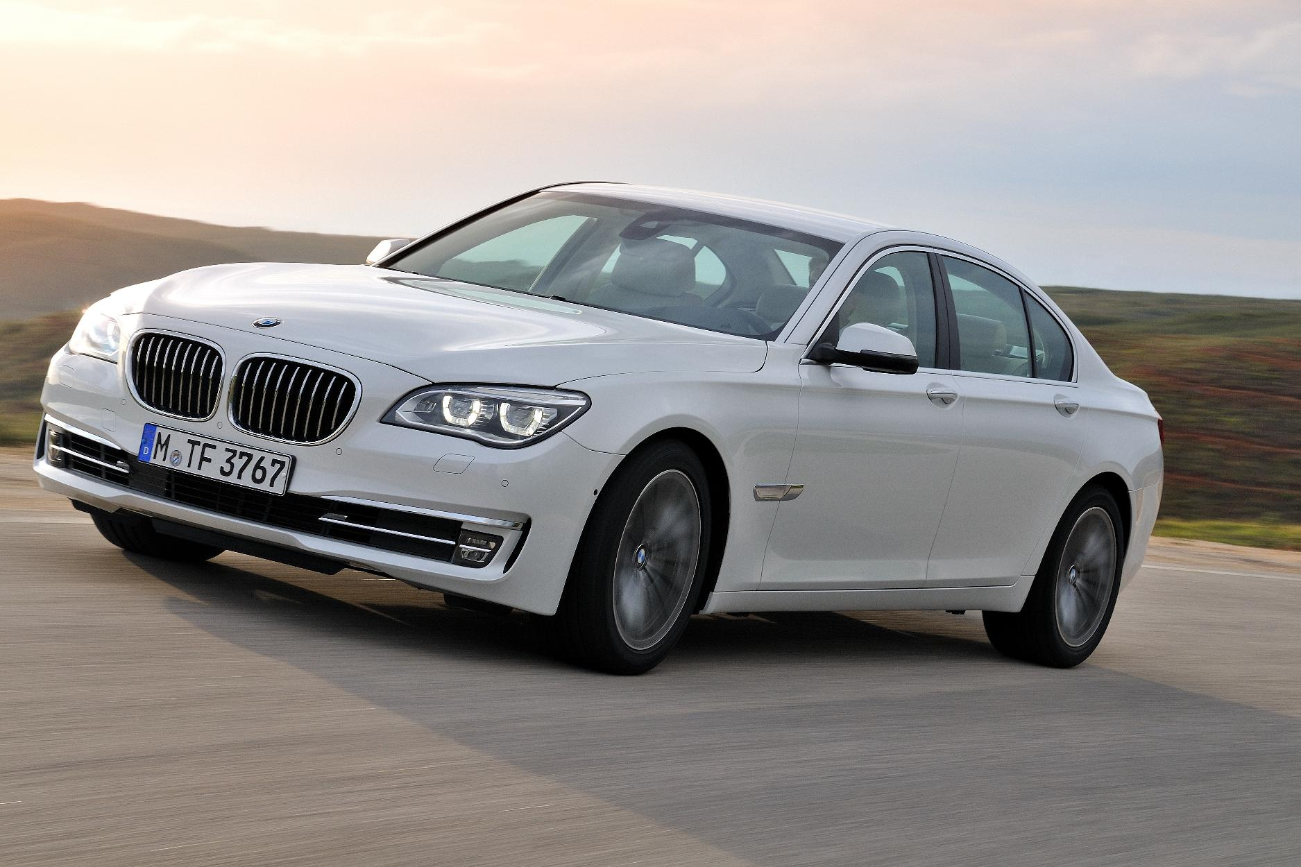 new bmw 7 series announced. Black Bedroom Furniture Sets. Home Design Ideas