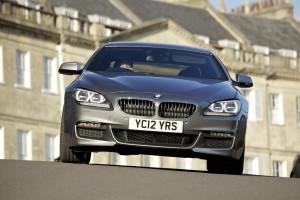 THE NEW BMW 6 SERIES GRAN COUPÉ