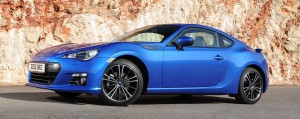 Subaru's new BRZ