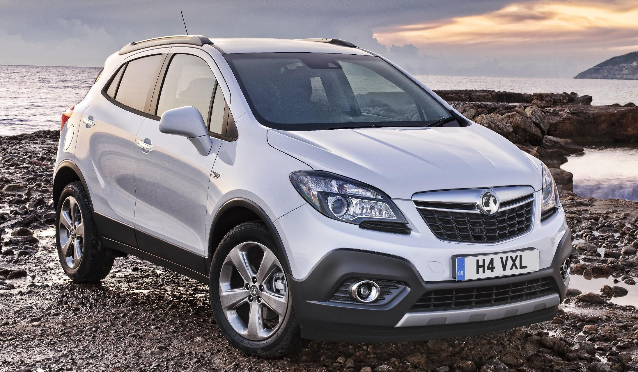 vauxhall mokka pricing announced. Black Bedroom Furniture Sets. Home Design Ideas