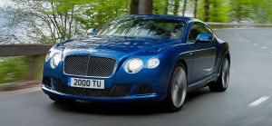 the new bentley continental speed