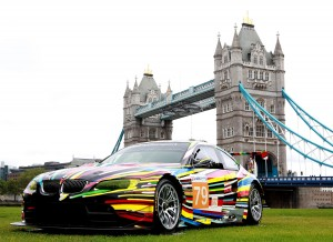 BMW Art Drive