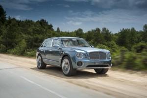 New Bentley EXP 9 F Concept