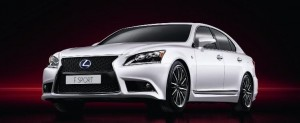 The new Lexus LS