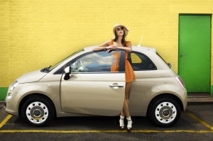The Fiat 500 Colour Therapy