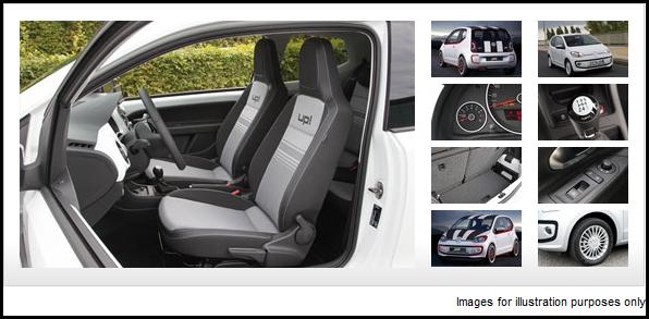 Car Leasing Deals VW UP