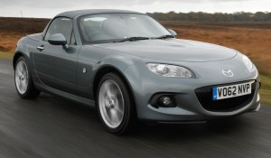 The new Mazda MX-5