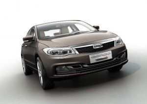 The all-new Qoros GQ3