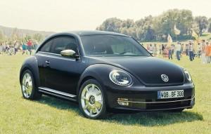 The new VW Beetle Fender