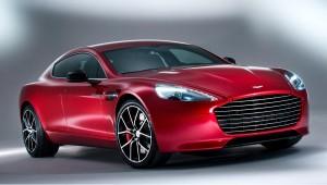 The new Aston Martin Rapide S