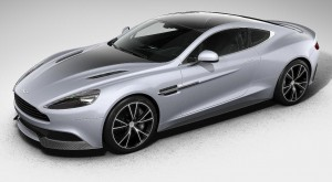 Centenary Edition Aston Martin