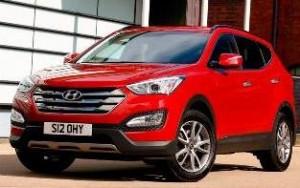 Hyundai's New Generation Santa Fe