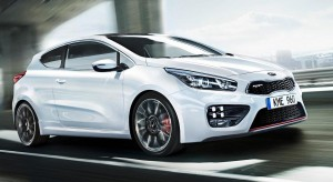 The eye-catching Kia Pro_cee'd