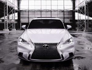The new Lexus IS