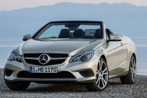 The new Mercedes E Class