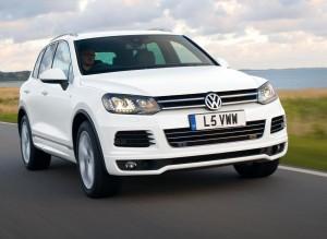 VW's Touareg R-Line impresses