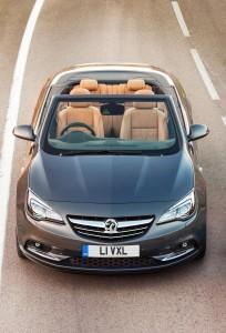 Vauxhall's new Cascada
