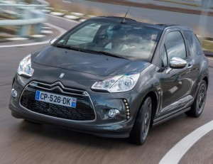 Citroen's new DS3 Cabrio