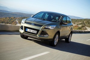 Ford's new Kuga impresses