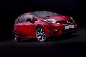 The new Nissan Note 2013