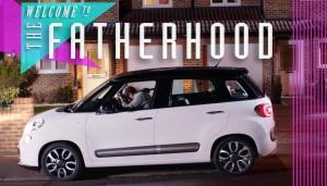 Fiat 500L Fatherhood