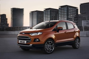 Ford's EcoSport
