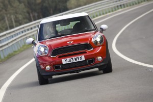 The new MINI Cooper Paceman