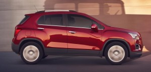 The Chevrolet Trax
