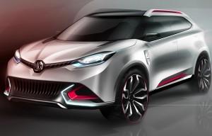 MG CS Concept 2013
