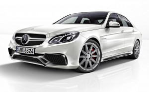 The most powerful AMG: The Mercedes E 63 AMG
