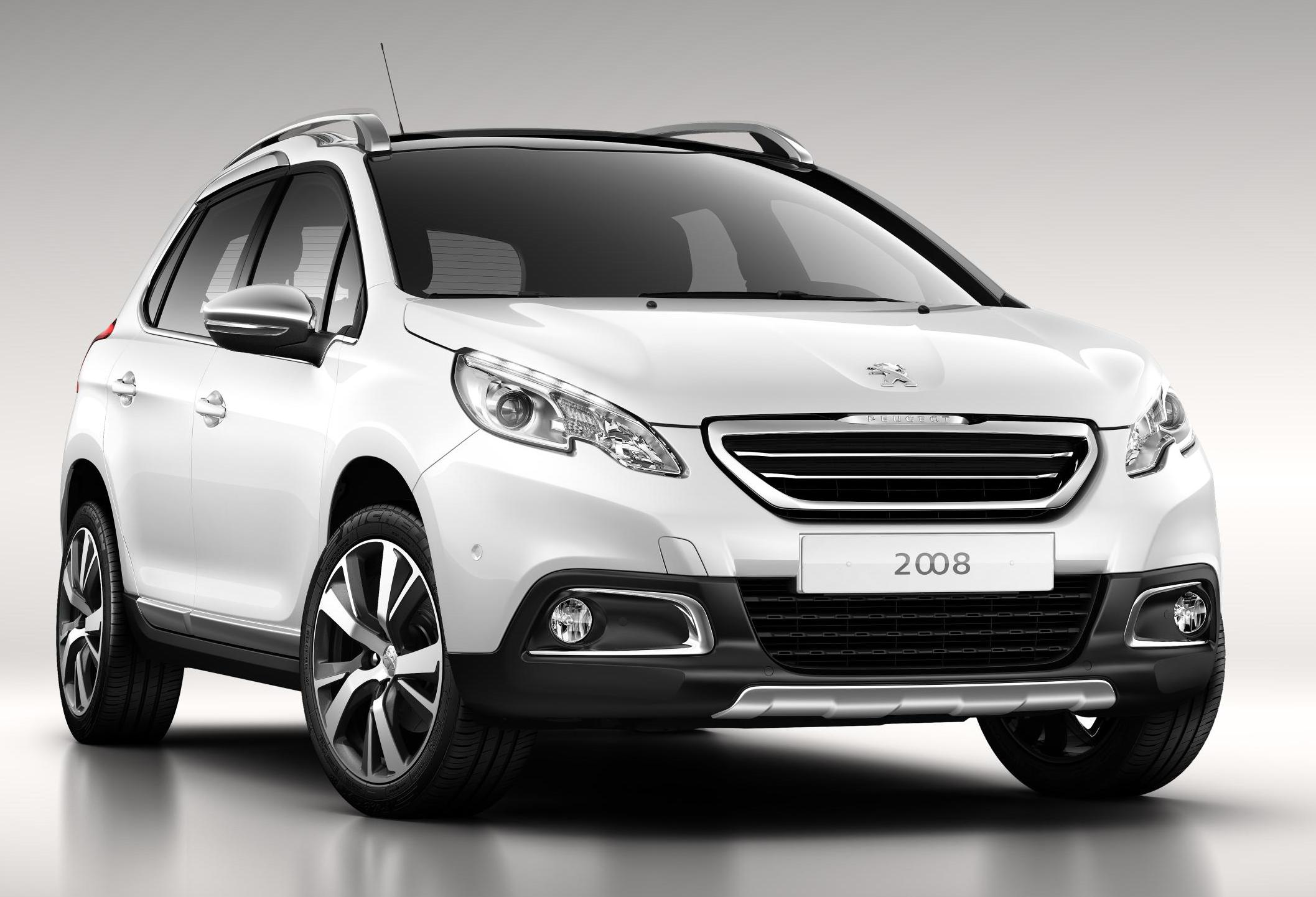 new peugeot 2008 2013 crossover suv prices spec revealed. Black Bedroom Furniture Sets. Home Design Ideas