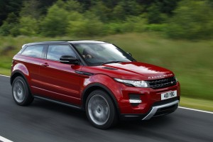 Range Rover Evoque can cut running costs