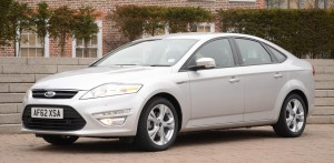 Ford Mondeo is 20 years old