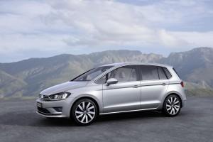 VW Golf Sportsvan is the next VW Golf Plus