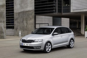 Unveiled: the new Skoda Rapid Spaceback