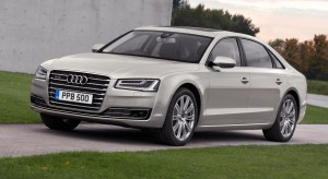 New Audi A8 prices