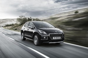 Peugeot has given its 3008 a revamp