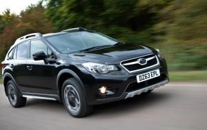 Subaru XV Black is a limited edition