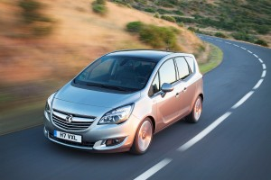 New diesel for the Vauxhall Meriva