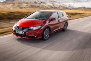 lease the Honda Civic Tourer