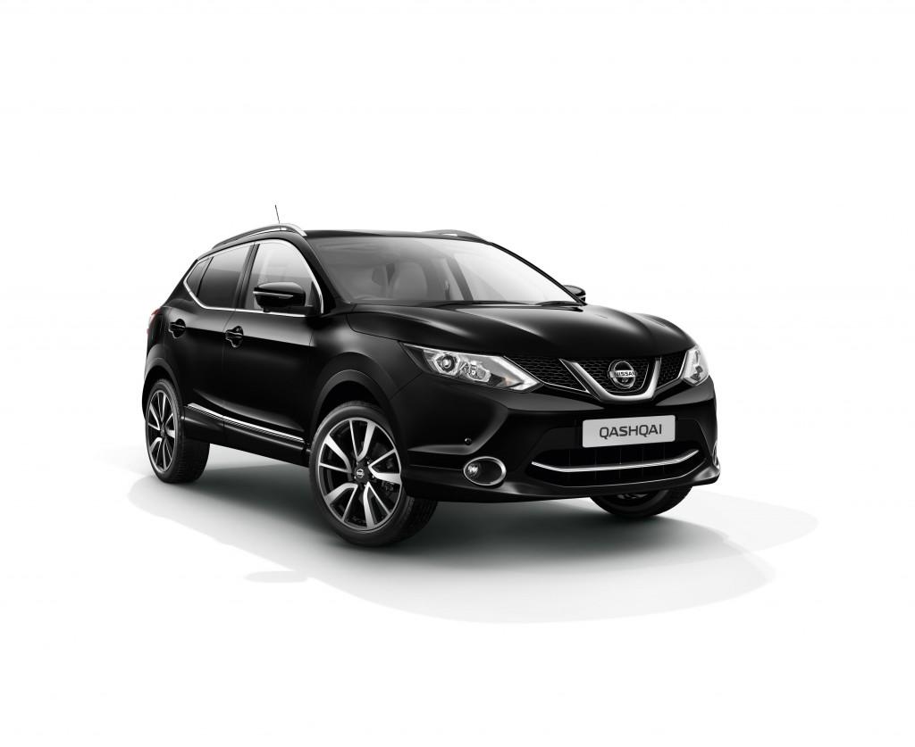 lease a Nissan Qashqai