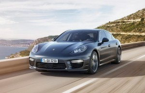 Lease the Porsche Panamera Turbo S