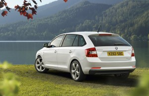 Lease the Skoda Rapid Greenline
