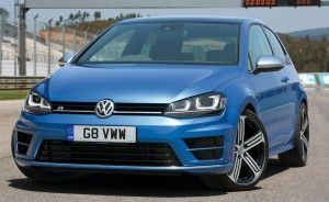 VW Golf R impresses