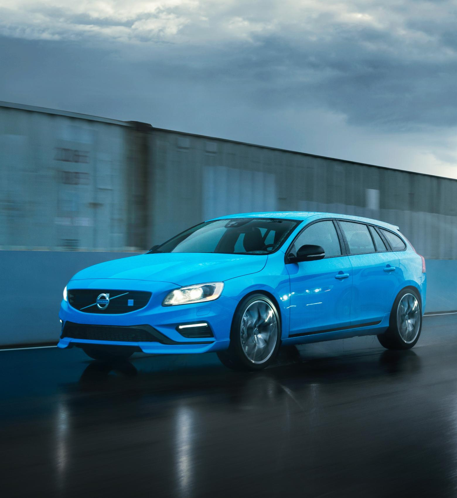 Volvo V60: New Volvo S60 And V60 Polestar Unveiled